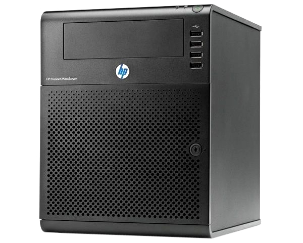 hp n54l microserver as a desktop pc good point well made. Black Bedroom Furniture Sets. Home Design Ideas